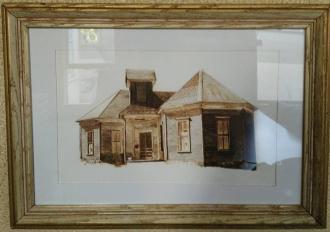 Methodist Church Building Mingus Tx For More Details Click https://woodburningbymarsha.com/methodist-church-building-mingus-tx/