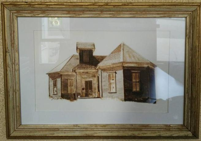 Methodist Church Building Mingus Tx For More Details Click https://woodburningbymarsha.com/methodist-church-building-mingus-tx/
