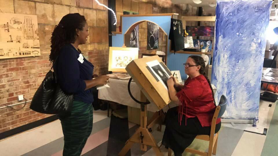 Waco 52 Artist in Residence