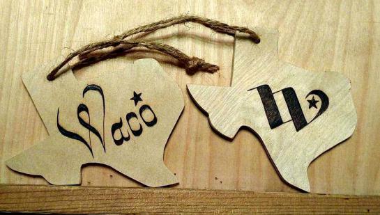 Wood Ornaments For more Details Click https://woodburningbymarsha.com/wooden-ornaments/