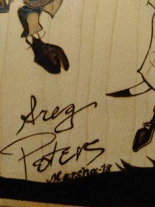 Greg's signature
