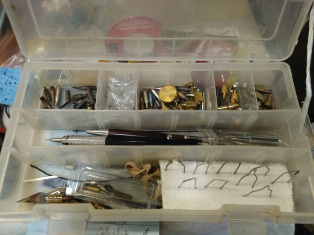 tips and nibs collection